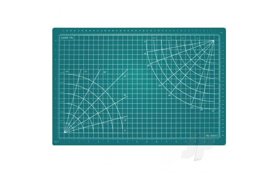 36x24in Self-Healing Cutting Mat Green