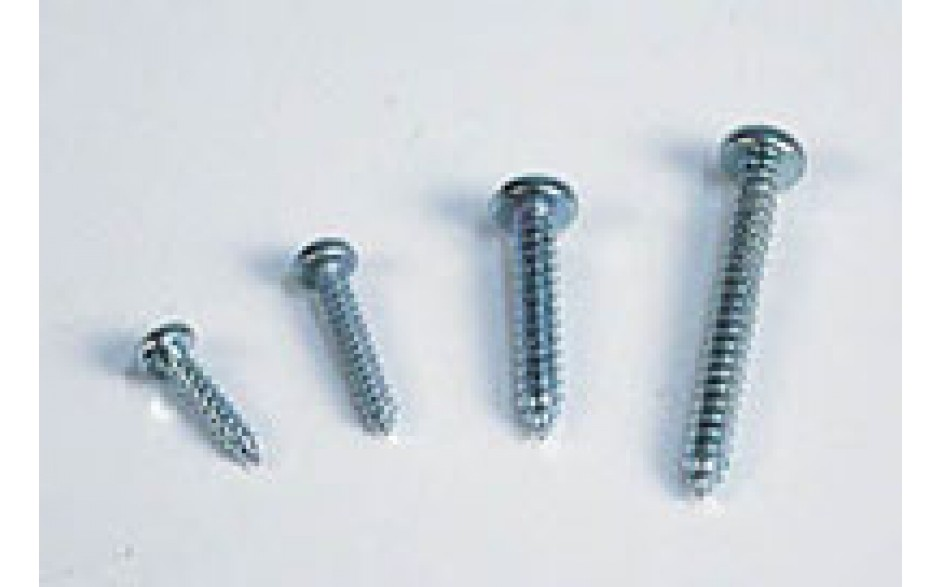 Pan Head Tapping Screw 2.2x13mm Bag of 20