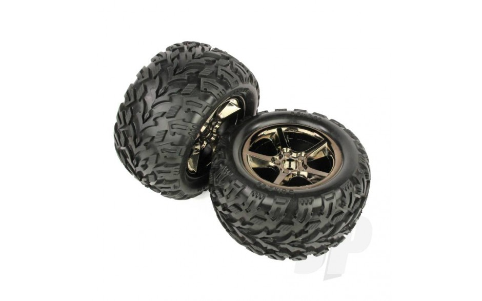 Wheel And Tire (Four 10TR)