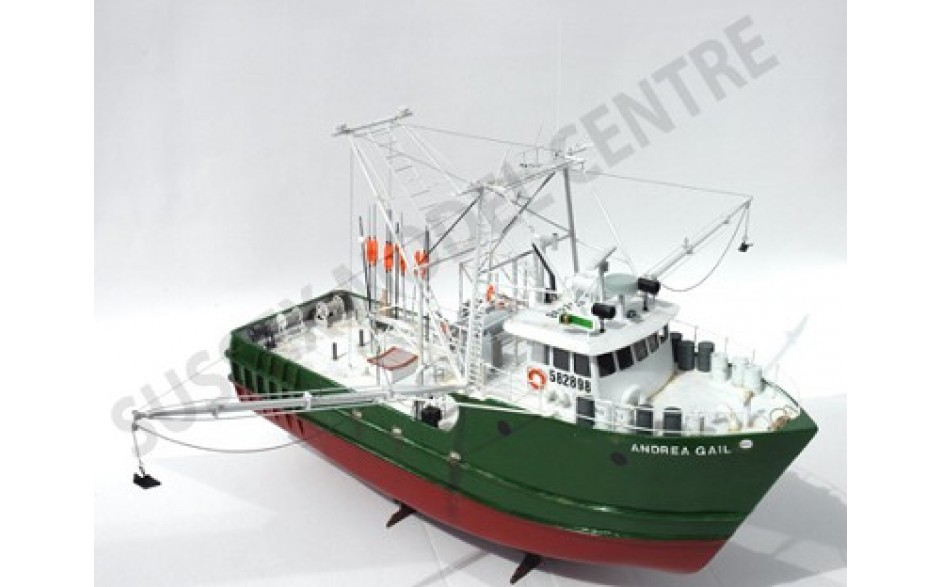 1:60 Andrea Gail From The Perfect Storm
