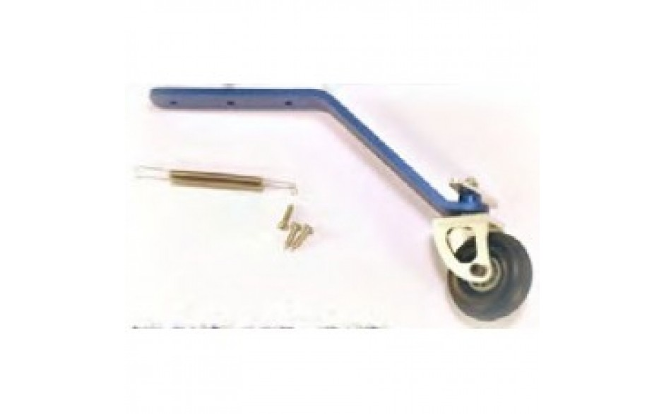 200CC Gasoline Tail Wheel Assembly