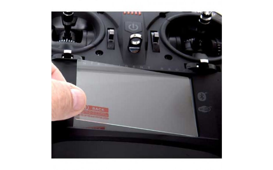 Spektrum Touch Screen Protector for iX12 / DX6R