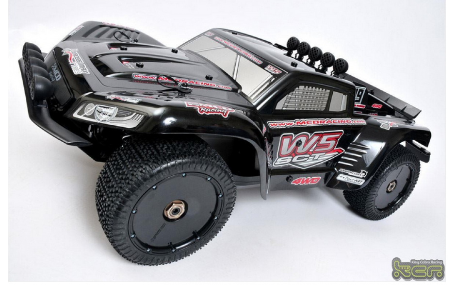 MCD 1/6 W5 Competition SC Truck inc. 26cc. petrol engine -  ARTR ** PLEASE NOTE 1 ONLY** AT SPECIAL PRICE