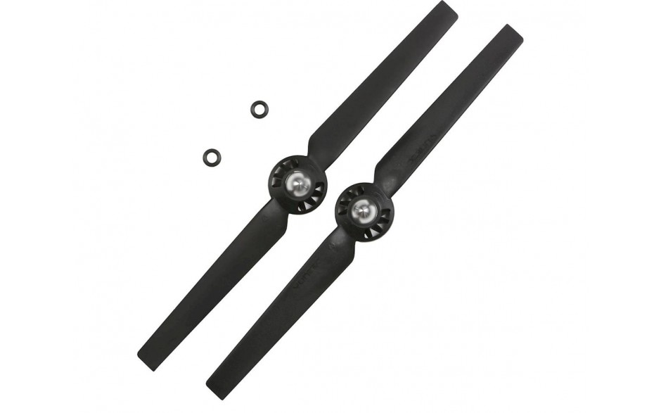Rotor Blade A Clockwise (2pcs): Black