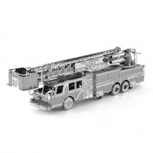 Metal Earth Fire Engine