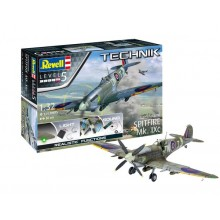 Revell 1/32 Technik Supermarine Spitfire Mk.IXc 00457 - REDUCED TO CLEAR