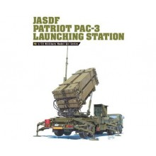 Plastic Kit Aoshima JASDF Patriot PAC-3 Launcing Station kit 00995