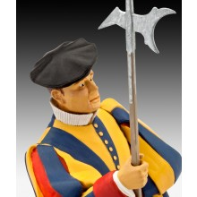 Plastic Kit Revell 1:16 Swiss Guard Figure 02801