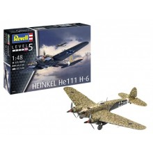 Revell Model Set  Heinkel He111 H-6 1/48