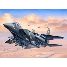 F-15E STRIKE EAGLE & bombs 1:144