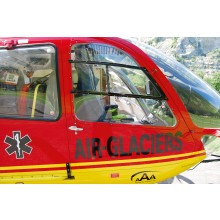 EC135 AIR-GLACIERS 1:72