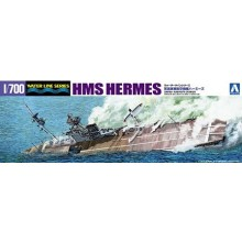 Plastic Kit Aoshima 1/700 BRITISH AIRCRAFT CARRIER HMS HERMES 051009