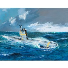 Plastic Kit Revell German Submarine Type XXIII 05140