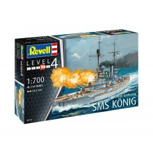 Revell 1/700 SMS Konig Model Kit