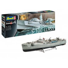 REVELL German Fast Attack Craft S-100 1/72