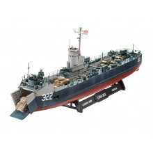 Revell 1/144 US Navy Landing Ship Medium