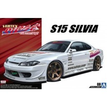NISSAN VERTEX S15 SILVIA TUNED VERSION