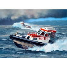 Plastic Kit Revell Verrna kit - Search and Recue Boat 05228