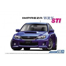 SUBARU IMPREZA WRX STI OPTION PARTS FOR 2007 & 2010