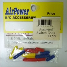 Airpower Assorted Switch Ends SMC-GA-APSEND (31)