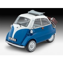Plastic Kit Revell BMW Isetta 250 1:16 scale 07030