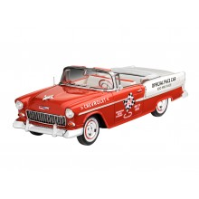 Plastic Kit REVELL 1955 Chevy Indy Pace Car 1/25 scale 07686