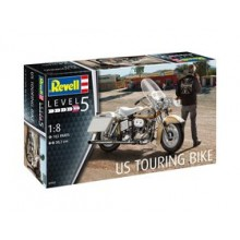 Revell 1/8 U.S. Touring Bike Model Kit