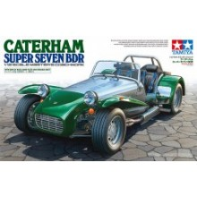 Tamiya Caterham Super Seven BDR kit