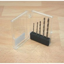 5pc DRILL SET 2mm-4mm