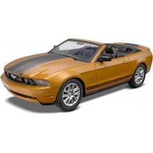 Plastic Kit Revell 2010 Ford Mustang Gt Convertible 1:25