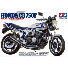 Plastic Kit Tamiya HONDA CB750F CUSTOM TUNED LTD