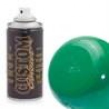 Custom Colour Polycarbonate Spray Paint - British Racing Green