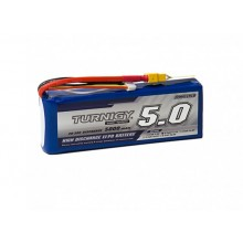 Turnigy 3s 5000mah 60c Lipo Battery -  NEW UNUSED PACKS