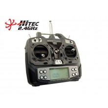 Hitec Optic 6 with 2.4Ghz Hitec Module - Second Hand