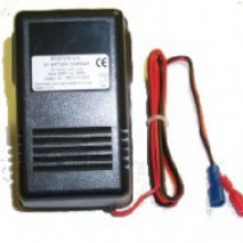 Weston UK 12v Lead Acid Slow Charger-UK Plug