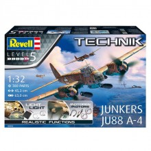 Revell Junkers Ju 88 A-4
