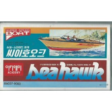 Sea Hawk boat inc 280 motor