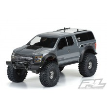 PROLINE 2017 FORD F-150 RAPTOR CLEAR BODY FOR 12.8inch W/B TRX-4