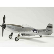 Vintage Model Co P-51D Mustang free flight kit