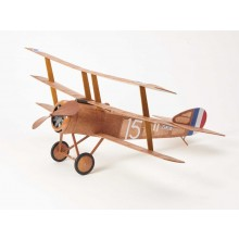 Vintage Model Co Sopwith Triplane Free-flight kit