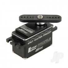 DB777WP Waterproof Low-Profile High Torque Metal Case Servo