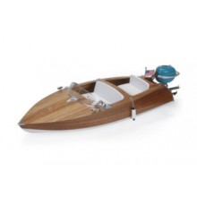 Graupner Sophia Classic style Speed Boat kit - FOR PRE ORDER ONLY