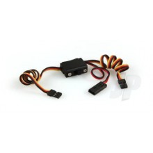 Hitec Switch Harness + Charge Lead
