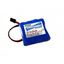 Overlander Nimh Battery Pack LSD AA 2300mah 4.8v Receiver