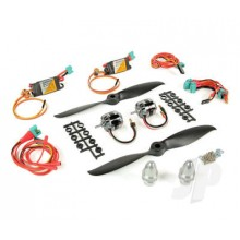 TwinStar BL Brushless Power Set 33 3653