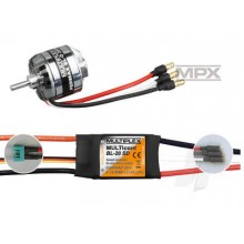 Power Drive Xeno Standard B/L motor set 332658