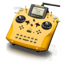 Royal SX Action 9-Channel Telemetry Radio Set 35400