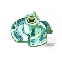 Captive Nuts M6 x 8 10pcs 713333