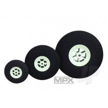 Super-Light Foam Wheels 55mm Pair 733201