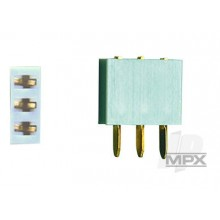 3-Pin Socket 5pcs (Multiplex ) 85225